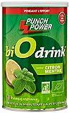 Punch Power Biodrink Citron Menthe Pot de 500 g