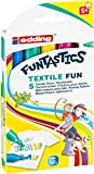 edding 4-17-5 Funtastics Textilmarker Fun