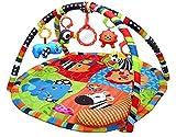 Baby PlayMat, Play Gym,Safari Activity Play Mat & Gym for New Born Babies