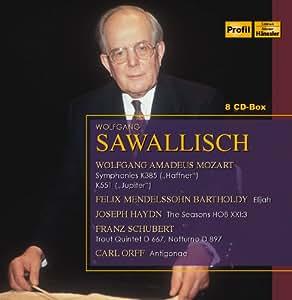 Wolfgang Sawallisch Edition [Wolfgang Sawallisch] [Profil: PH12041]