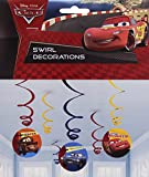6-dcorations--suspendre-serpentins-avec-dcoupes-Disney-Cars