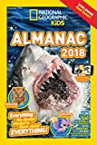 Best National Geographic Children's Books Random House Of National Geographics - National Geographic Kids Almanac 2018 Review