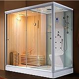 Combi Sauna Douche Hammam Boreal® SH220