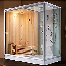 cabine hammam. Black Bedroom Furniture Sets. Home Design Ideas