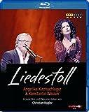 LIEDESTOLL - Angelika Kirchschlager & Konstantin Wecker [Blu-ray] -
