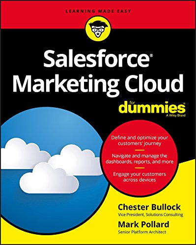Salesforce Marketing Cloud For Dummies (English Edition)