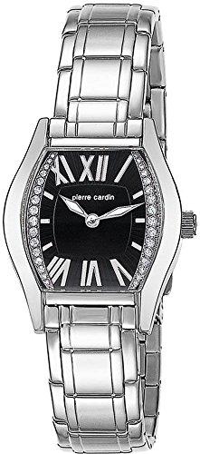 Pierre Cardin Special Collection Orologio da Polso da Donna, Cinturino in Acciaio Inox