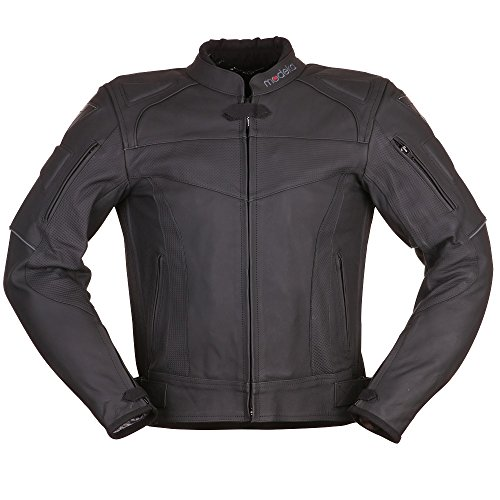 Preisvergleich Produktbild Modeka HAWKING Lederjacke - schwarz Größe 52