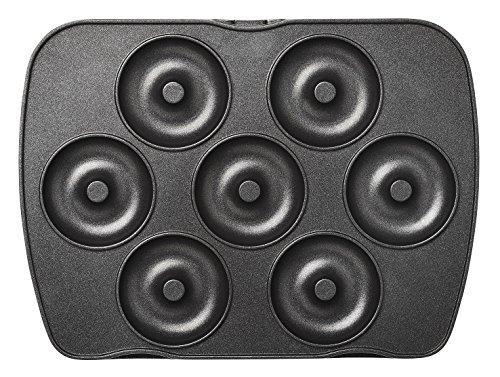 lagrange Jeu de plaque Mini-donuts/Mini Bagels pour Gaufrier Premium No