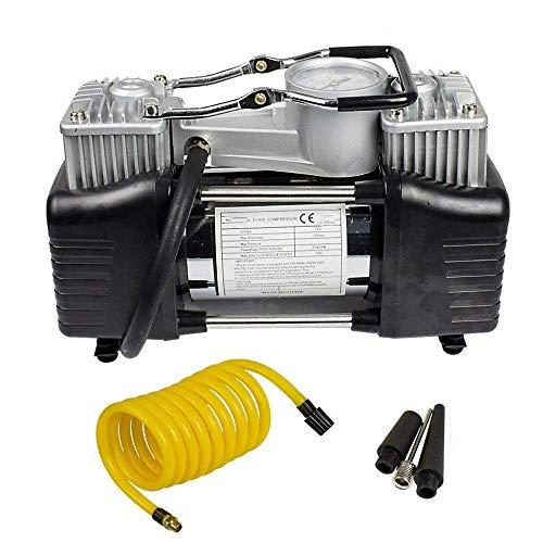 Zxllyntop Bomba de Aire de los neumáticos para el Coche 12V 150PSI portátil for Trabajo...