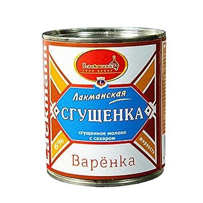Lackmann Gezuckerte und gekochte Sgushonka 6%