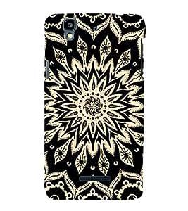Ethic pattern Back Case Cover for YU Yureka::Micromax Yureka AO5510