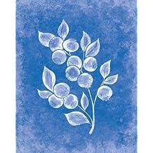 Recipes - Ricette - Recettes - Recetas - Rezepte: Blue - Blu -Blau (Recipe Journal - Quaderno per ricette - Cuaderno de recetas - Cahier de recettes - Receptbuch)