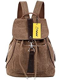Fafada Lona Backpack Mochilas Escolares Mochila Escolar Casual Bolsa Viaje