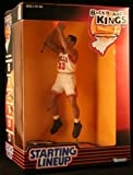 SCOTTIE PIPPEN / CHICAGO BULLS 1997 NBA Backboard Kings Starting Lineup Deluxe 6 Inch Figure by Starting Line Up