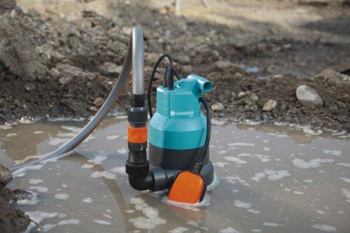 Gardena Classic 6000 Schmutzwasserpumpe - 2