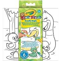 Crayola 81-1994 - Mini Kids Doodle Magic Album da Colorare