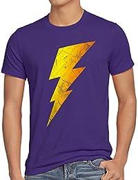 CottonCloud Sheldon Lightning Bolt Herren T-Shirt