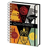 Game of Thrones sr72110 of Carnet A5