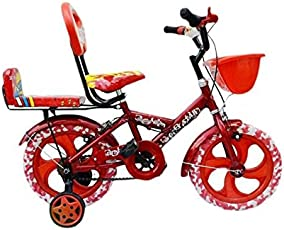 Intex Little Star Comfort Cycle (Red, ABC-35)