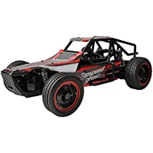 Gizmovine Control remoto RC coche de carreras - RC High Speed Red Buggy, escala de 1/10 - rápido, super control