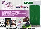 RetailDirectOnline.co.uk Massa TAFT - Fondant - fertig gerollt - Zuckerguss - Blattgrün - 1 kg Kuchen und Cupcakes Dekorieren
