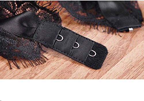 Cotone estivo cotone pezzo di abbigliamento aperto caviglia pigiama gusto servizio a domicilio ( Colore : Nero , dimensioni : M ) Nero