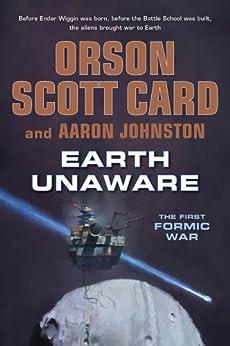 Earth Unaware par [Card, Orson Scott, Johnston, Aaron]