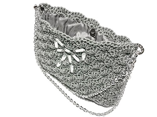 tecla-evening-grey-clutch-purse-with-lined-interior-unique-piece