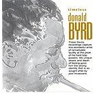 Timeless Donald Byrd by Donald Byrd (2002-07-16)