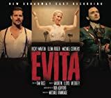 Evita - New Broadway Cast Recording by Evita (New Broadway Cast Recording) (2012) Audio CD