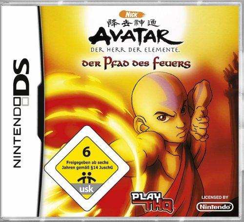 Avatar - Der Herr der Elemente: Der Pfad des Feuers [Software Pyramide] (Avatar-software)