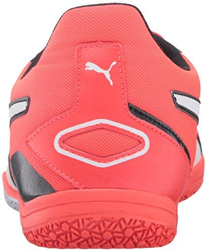 Puma , Herren Fußballschuhe rot rot Red Blast/Puma White/Puma Black