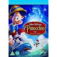 Pinocchio (2 Disc Platinum Edition)