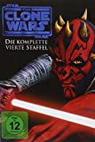 Star Wars: The Clone Wars - Die komplette vierte Staffel [5 DVDs]