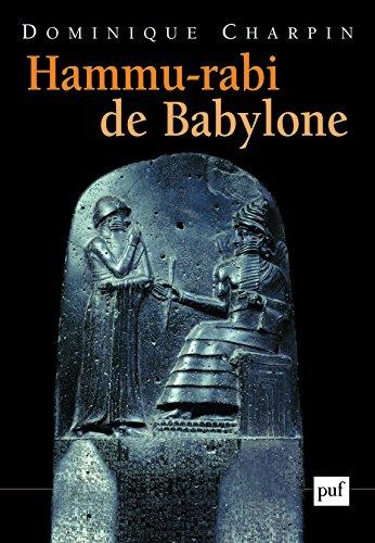 Hammu-Rabi de Babylone