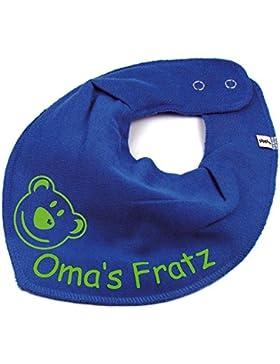 HALSTUCH BÄR mit Namen oder Text personalisiert für Baby oder Kind verschiedene Ausführungen