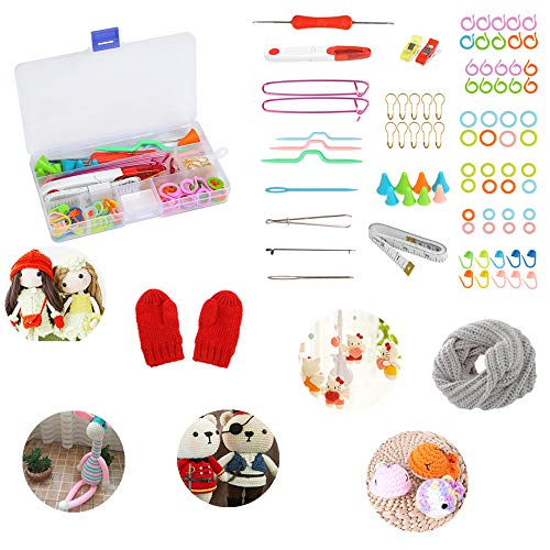 FOCCTS Knitting Accessories Comprehensive Crochet