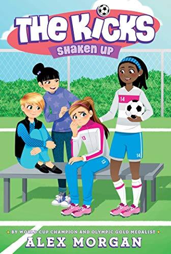 Shaken Up (The Kicks, Band 5)