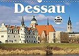 Dessau (Wandkalender 2018 DIN A4 quer): Dessau mit seinen Parks und der Bauhaus-Architektur (Geburtstagskalender, 14 Seiten ) (CALVENDO Orte) [Kalender] [Apr 01, 2017] LianeM, k.A.