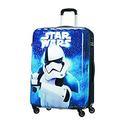 American tourister – Disney Star Wars Legends Stormtrooper EP VIII, Maleta Spinner 75/28, 75 cm, 88 L, 5 KG Multicolour (Stormtrooper Viii)