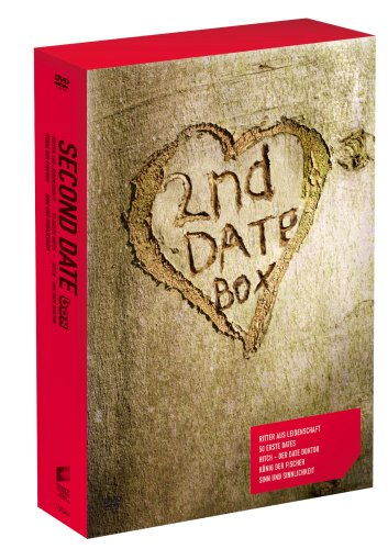 2nd Date Box [5 DVDs]
