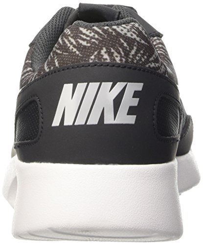 Nike Herren Kaishi Print Laufschuhe, Azurblau, 41 EU Negro / Gris / Blanco (Anthracite / Anthrct-Wlf Gry-Wht)