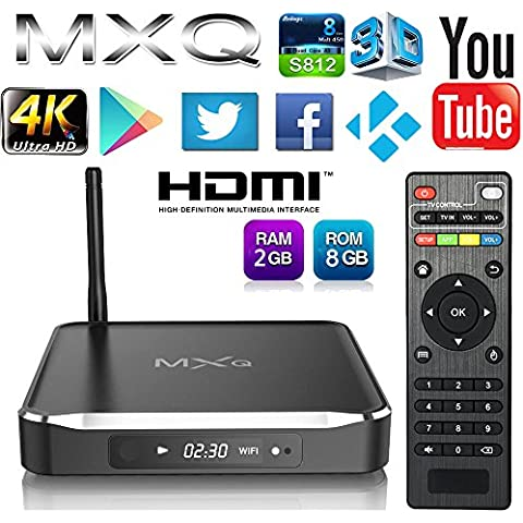 vipwind M10Smart Android TV Box Quad Core WiFi 1080P 2GB