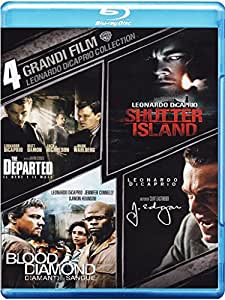4 grandi film - Leonardo di Caprio collection