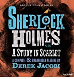 Best Sir Arthur Conan Doyle Livres Audio - [(Sherlock Holmes: A Study in Scarlet)] [by: Sir Review