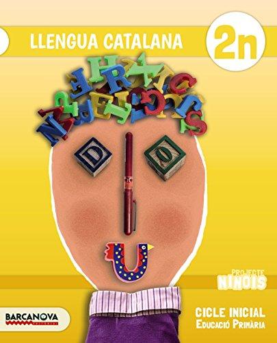 Ninois 2n CI. Llengua catalana. Llibre de l ' alumne (Materials Educatius - Cicle Inicial - Llengua Catalana) - 9788448935559