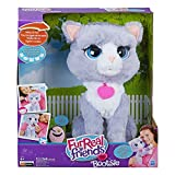 Fur Real Friends B5936EU40 - Gattina Bootsie, Grigio