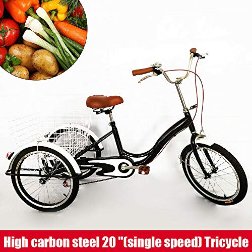 Ranzix 3 ruote bici cruiser, 20