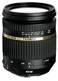 Tamron SP AF 17-50mm 2,8 Di II VC Objektiv (72 mm Filtergewinde, bildstabilisiert) für Nikon (B002OED6ZG) | Amazon price tracker / tracking, Amazon price history charts, Amazon price watches, Amazon price drop alerts